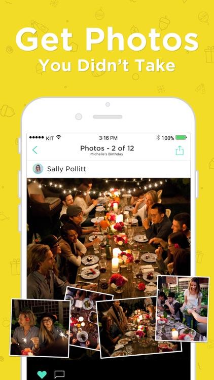 Hobnob Invitations & Text RSVP screenshot-3