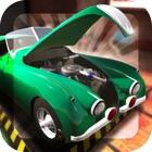 Retro Car Mechanic: Oficina icon