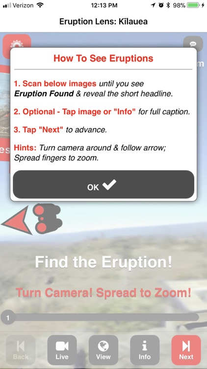 Eruption Lens screenshot-2