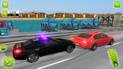 Police Highway Chase Games screenshot 4