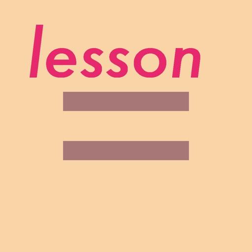 Lesson =