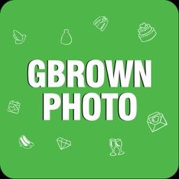 GBROWN FLOWER