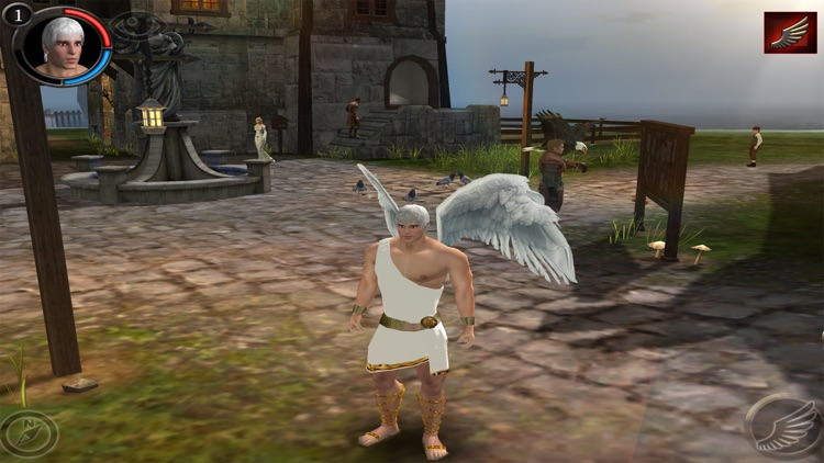Angel Sword: 3D RPG screenshot-1