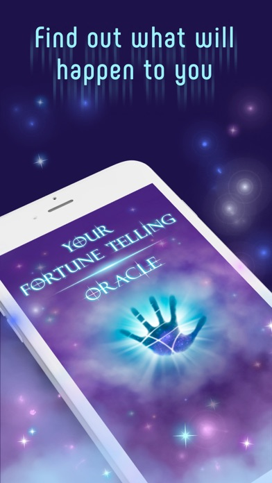 Your Fortune Telling - oracle screenshot one