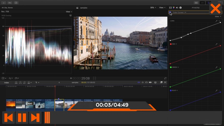 What's New For Final Cut Pro X screenshot-3