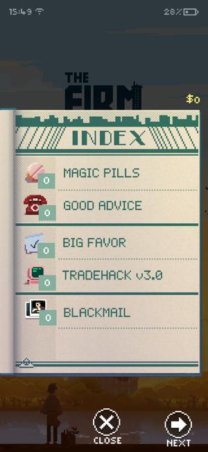 The Firm Screenshot