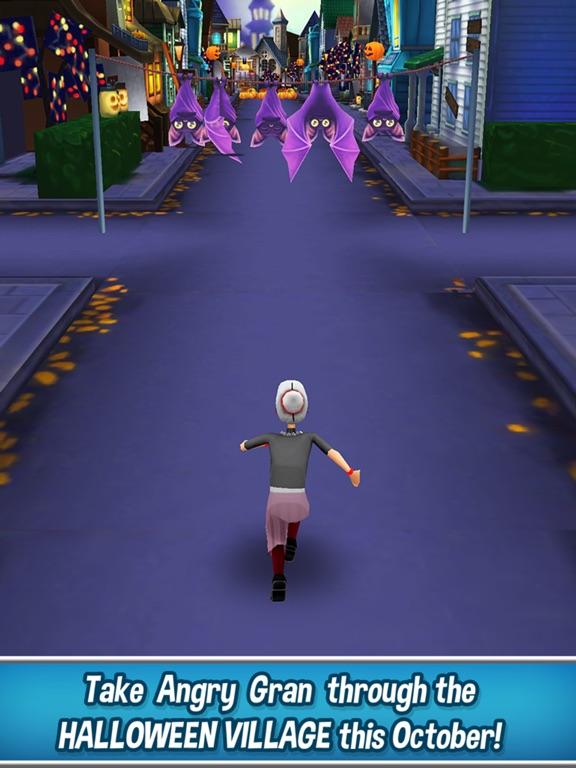 Angry Gran Run - Running Game на iPad