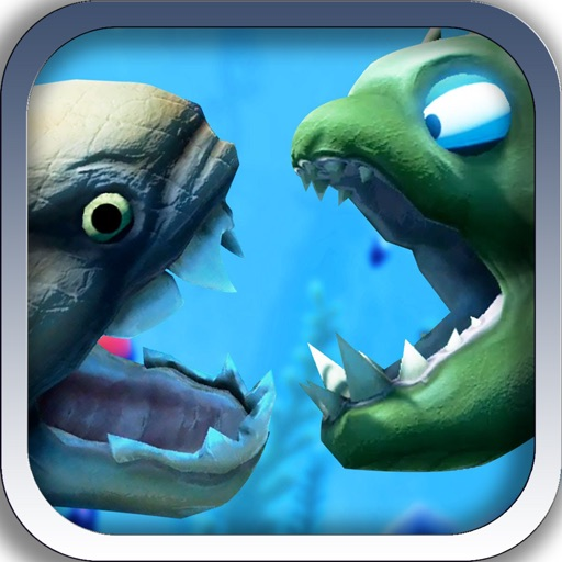 GIANT OCEAN MONSTER - FEED AND GROW FISH