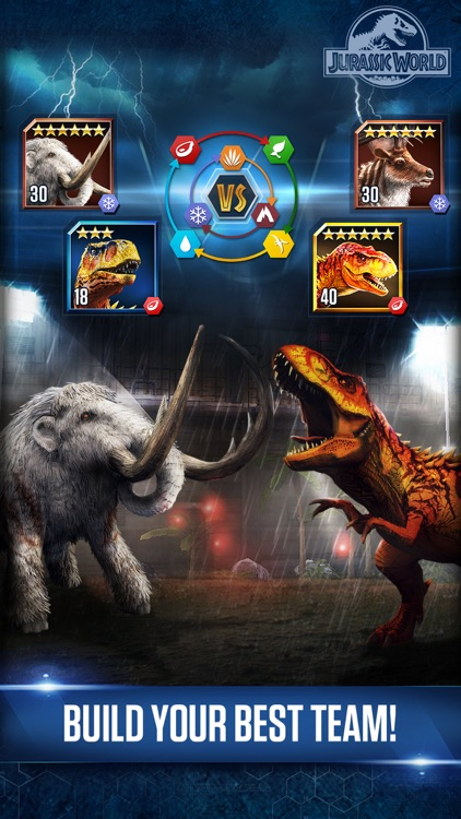 Jurassic World™: The Game screenshot-0