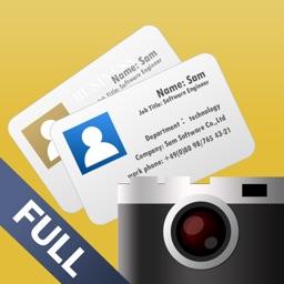 SamCard Full&OCR Card Scanner
