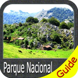 Parque Nacional Picos de Europa GPS Map Navigator