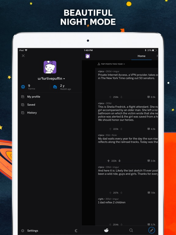 Reddit: Trending News IPA Cracked for iOS Free Download