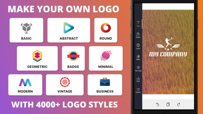 Logo Maker Creator Font Design-4