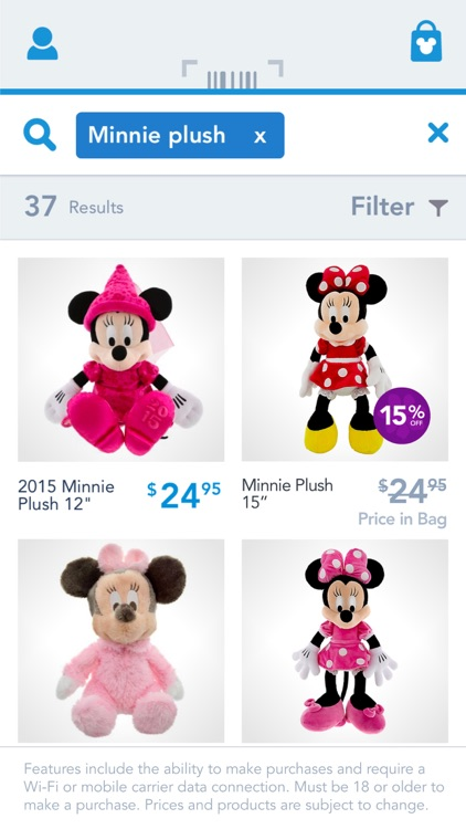 Shop Disney Parks screenshot-2