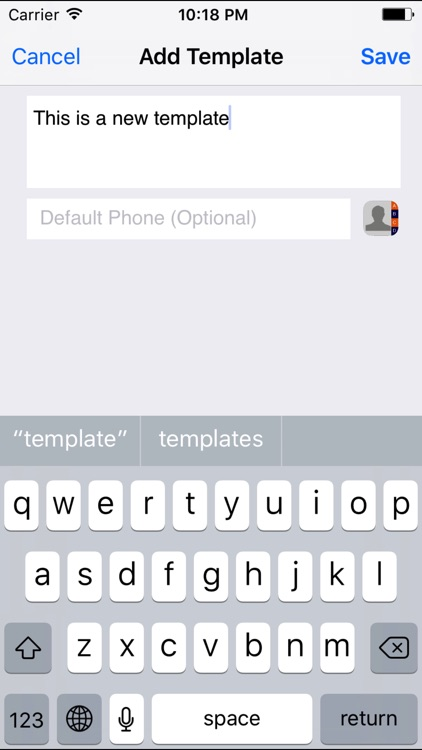 SMS Templates - Templates for Text Messages screenshot-4