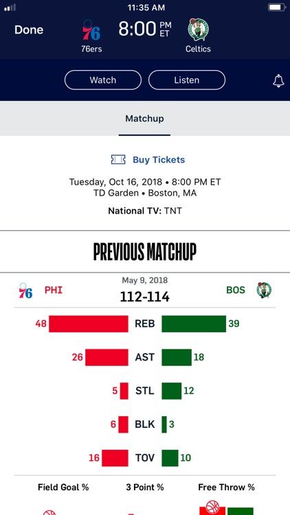 NBA screenshot-1