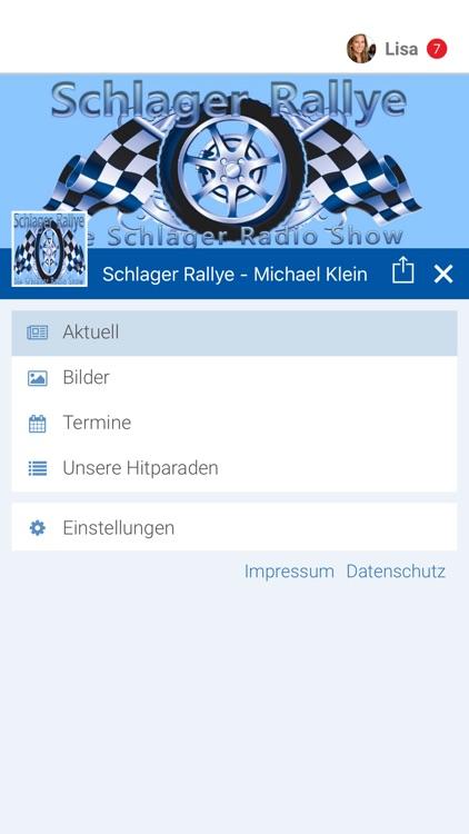 Schlager Rallye Michael Klein by Tobit Software