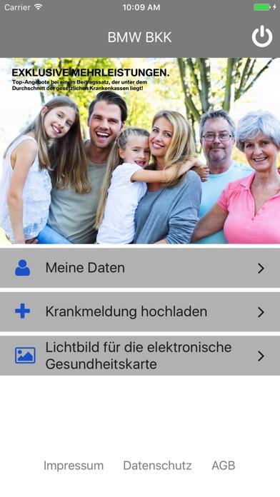 BMW BKK app image