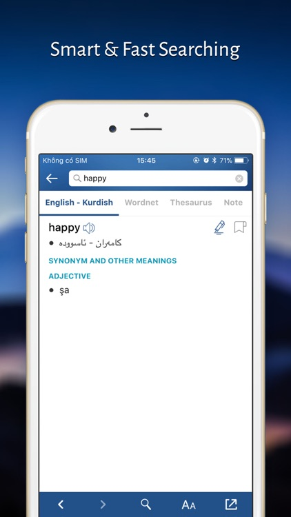 Kurdish English Dictionary + screenshot-4