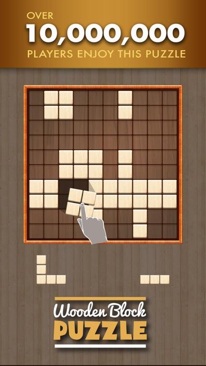 Wooden Block Puzzle Game screenshot-3