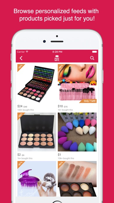 Download Cute - Beauty Shopping for Pc