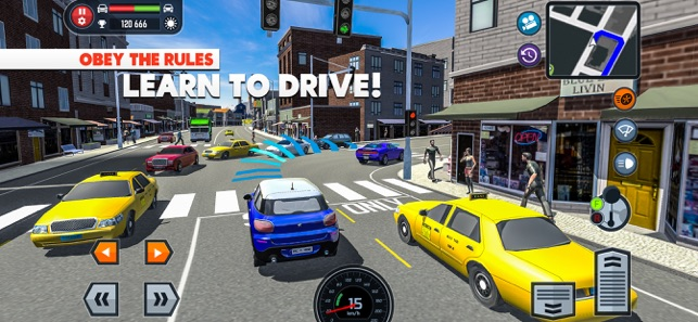 Car Driving School Simulator on the App Store