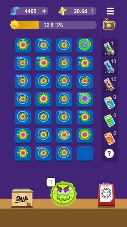 Virus Merged: Game of Merge