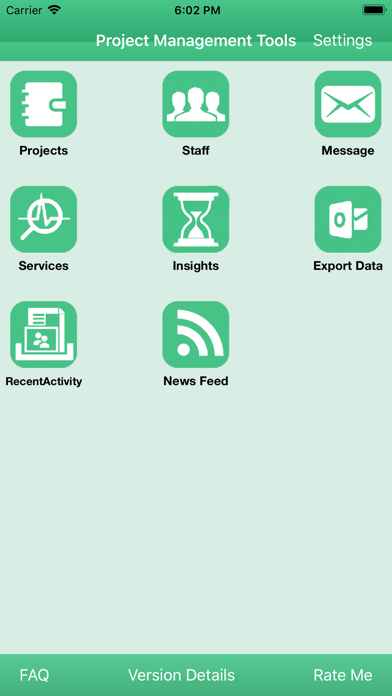 Project Management Tools screenshot one
