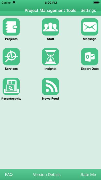 Project Management Tools screenshot one