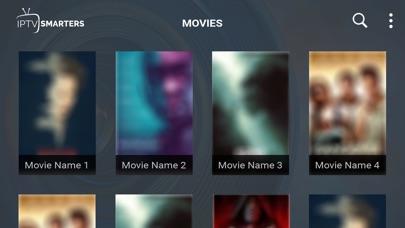 IPTV-Smarters Player Screenshots