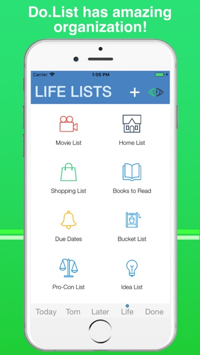 Do.List: To Do List Screenshots