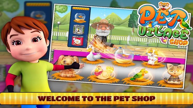 My Pet Village Shop screenshot-3