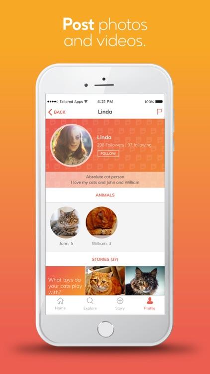 grinzoo - my social pet app