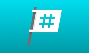 #captain - All about hashtags
