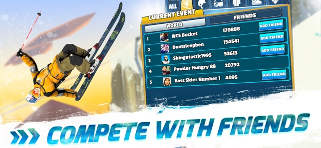 ski challenge 2018 download ipad