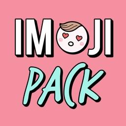 EmojiPack - Various emojis and texts stickers