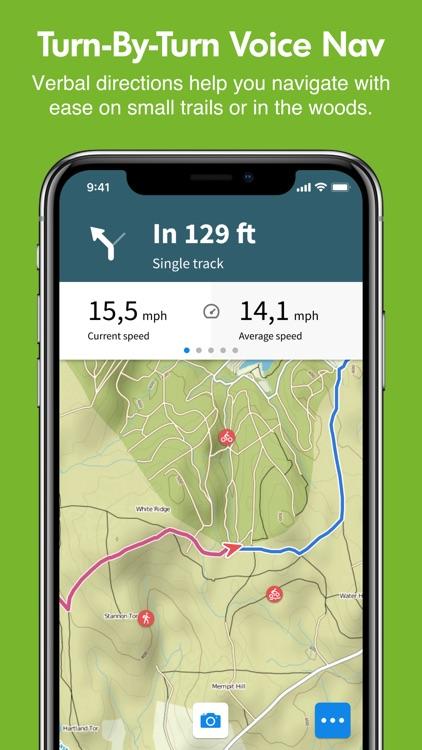 Komoot — Cycling & Hiking Maps screenshot-4