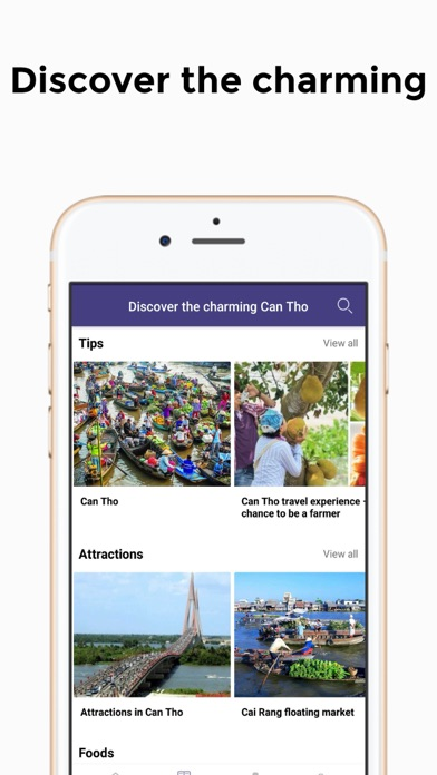 CanTho Guide by inVietnam screenshot two