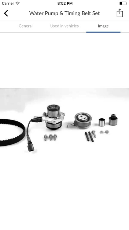 Car Parts for Audi diagrams