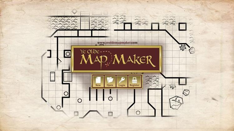 Ye Olde Map Maker