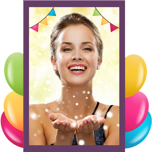 Happy Birthday - Frames, Collage & Greeting Cards