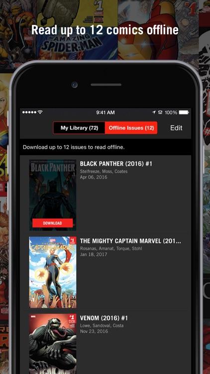 Marvel Unlimited screenshot-4