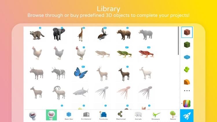 Assemblr - Make 3D, Show in AR screenshot-8