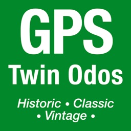 GPS Twin Odometers