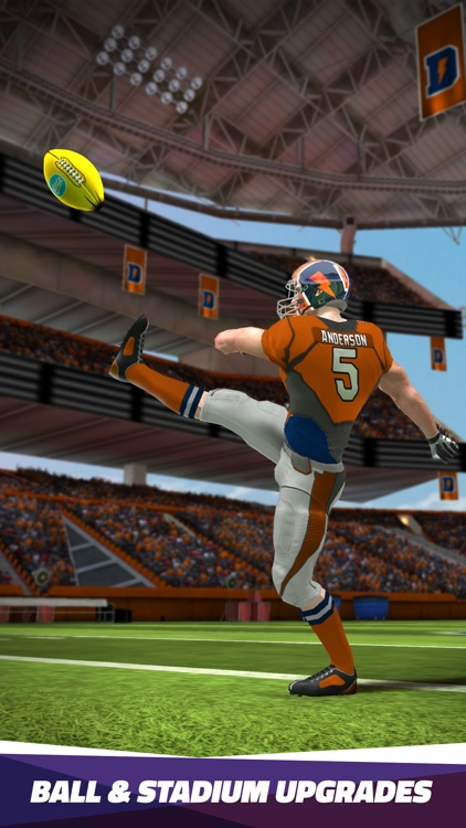Flick Field Goal 19 screenshot-1