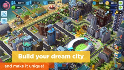 SimCity BuildIt screenshot 1