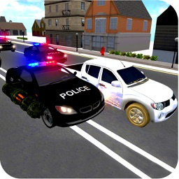 Police Road Riot Chaser