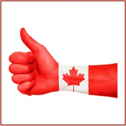 Thumbs Up Flag Sticker Pack
