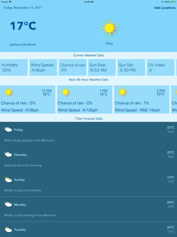 Weather : Clouds are White. screenshot 8