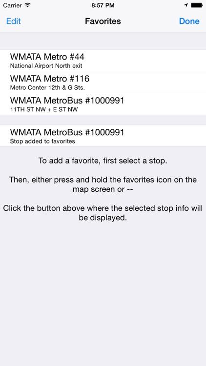 DC Next Bus screenshot-4